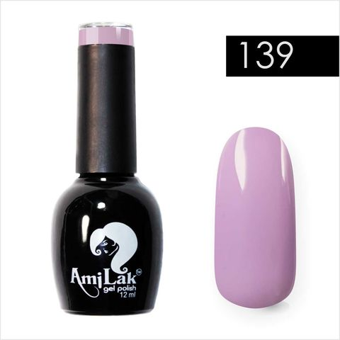 AmiLak Color Gel Polish №139