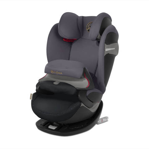 Автокресло Cybex Pallas S-Fix Premium Black