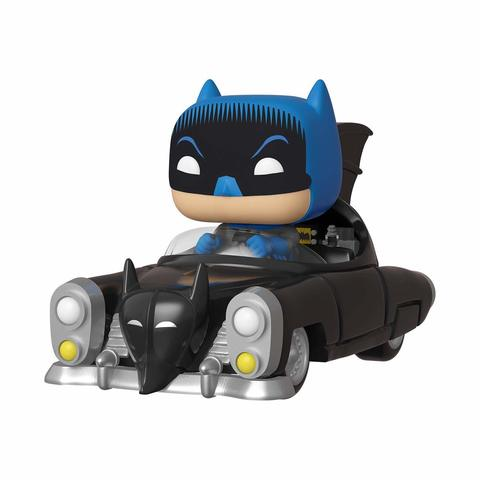 Funko POP! Rides: Batman 80th: 1950 Batmobile