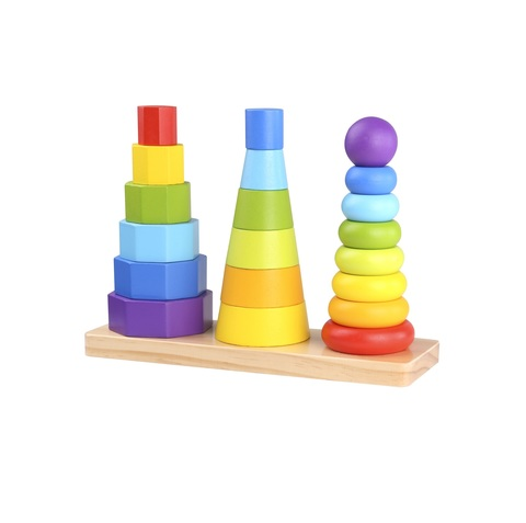 Развивающий набор Пирамидка