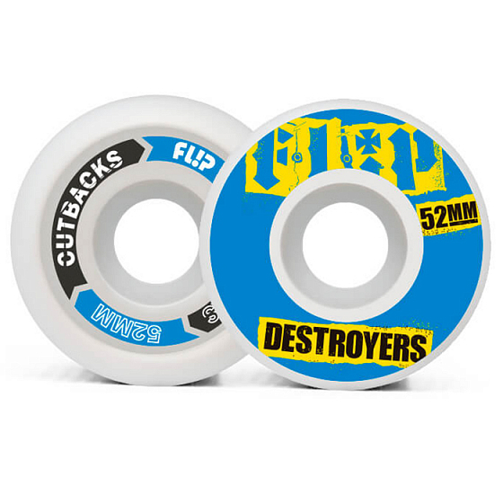 Колеса FLIP CUTBACK BLUE 52MM 99A