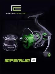 Катушка безынерционная Feeder Concept Imperium 8 4000FD