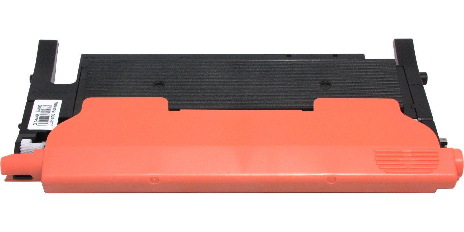 Картридж лазерный цветной MAK© CLT-M406S пурпурный (magenta), до 1000 стр.