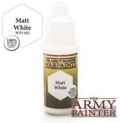 War Paints: Matt White