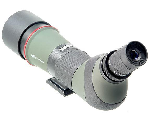 Veber Snipe 15-45x65 GR с наклонной оптической осью