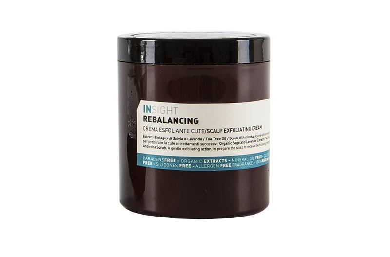 REBALANCING Очищающий крем для кожи головы (180 мл)