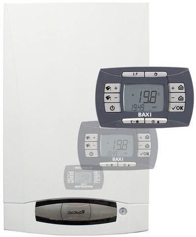 Газовый котел Baxi NUVOLA 3 comfort 240 Fi