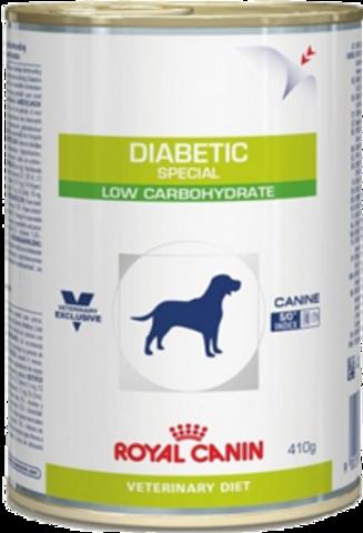 Для собак при сахарном диабете