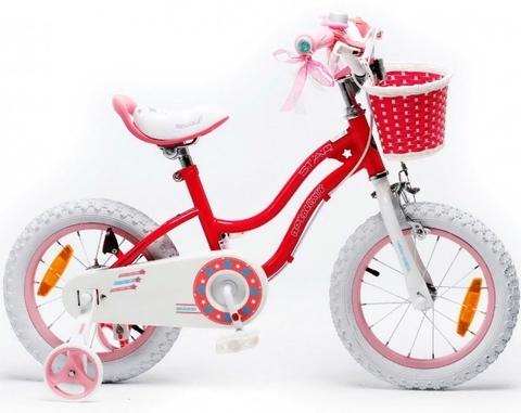 "Велосипед Royal Baby ""Stargirl Steel 14"" (Роял Беби)"