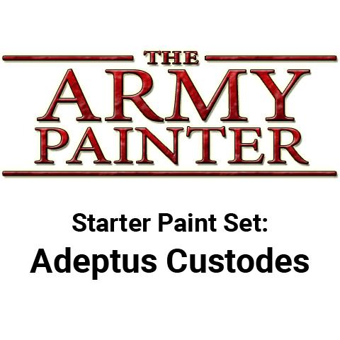 Army Painter: Adeptus Custodes
