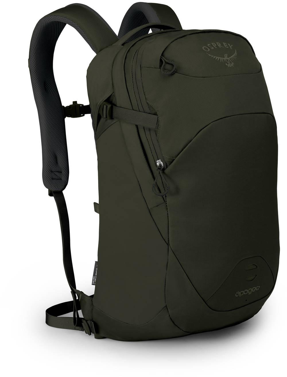 Городские рюкзаки Рюкзак Osprey Apogee 28 Cypress Green Apogee_F19_Side_Cypress_Green_web.jpg