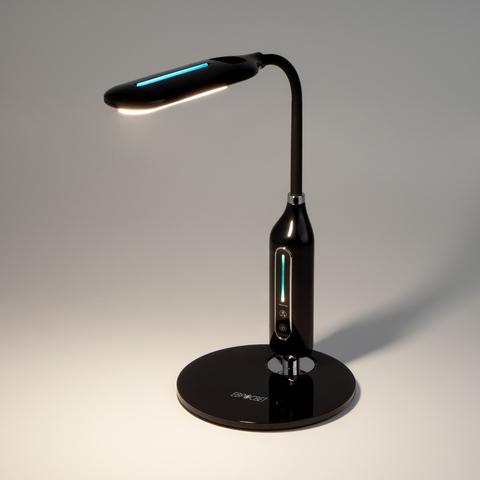 Настольный светодиодный светильник 80503/1 черный 80503/1