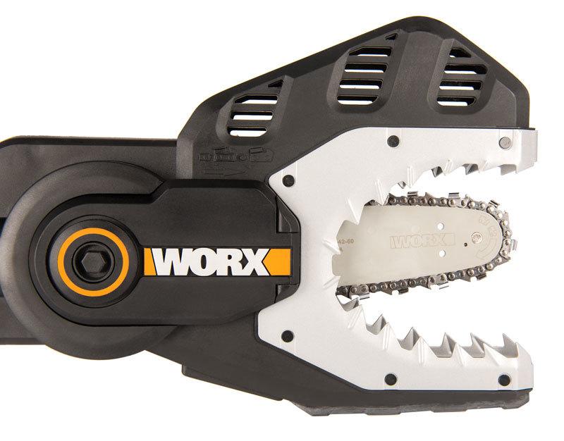Пила WORX WG307E 600Вт, 15см