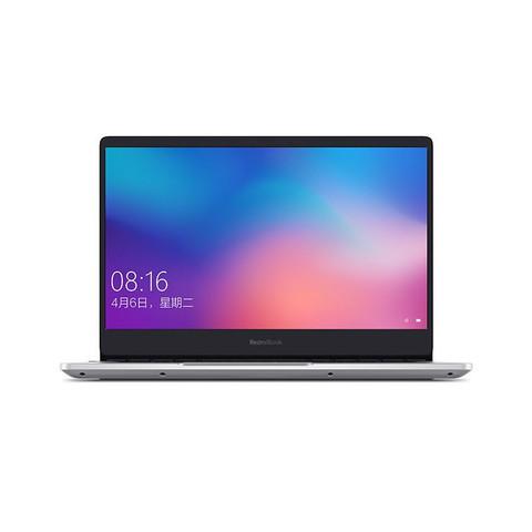 "Ноутбук Xiaomi RedmiBook 14"" II (Intel Core i7 1065G7 1300MHz/14""/1920x1080/16GB/512GB SSD/DVD нет/NVIDIA GeForce MX350 2GB/Wi-Fi/Bluetooth/Windows 10 Home) silver"