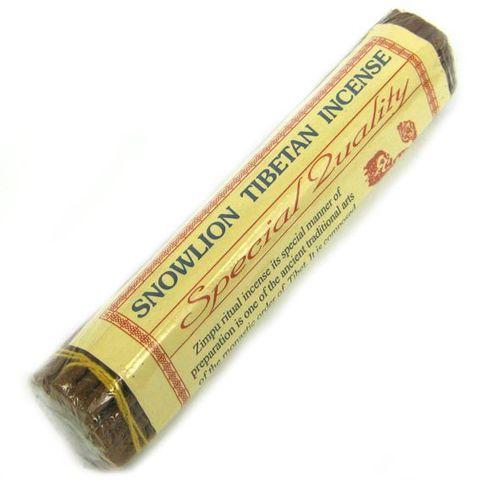 Благовония непальские SnowLion Tibetan Incense, 40-50гр
