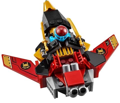 LEGO Ninjago: Самурай X: Битва в пещерах 70596 — Samurai X Cave Chaos — Лего Ниндзяго