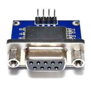 MAX3232 преобразователь RS232 (DB9) - UART TTL