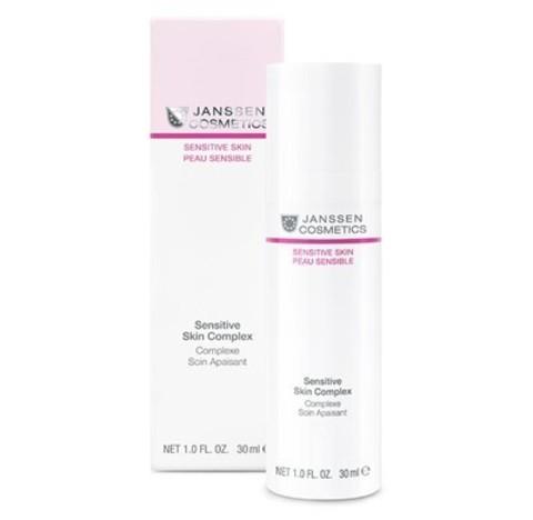 JANSSEN COSMETICS Восстанавливающий концентрат для чувствительной кожи | Sensitive Skin Complex