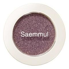 Тени для век The Saem Saemmul Single Shadow Shimmer PP01 Light Lavender мерцающие 1,6 гр