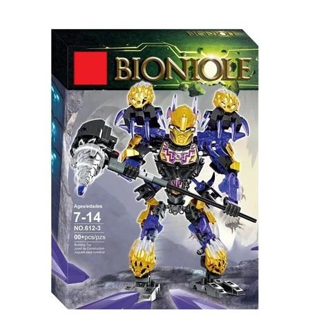 Конструктор KSZ 612-3 Bionicle Онуа и Терак - Объединение Земли