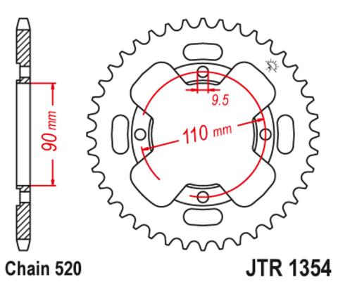 JTR1354