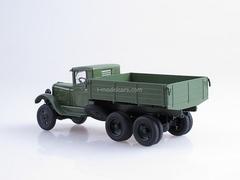 ZIS-36 board green 1:43 Nash Avtoprom