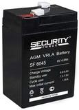 Аккумулятор Security Force SF 6045 ( 6V 4,5Ah / 6В 4,5Ач ) - фотография
