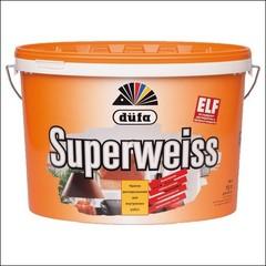 Краска в/д Dufa D4 SUPERWEISS (Белый)