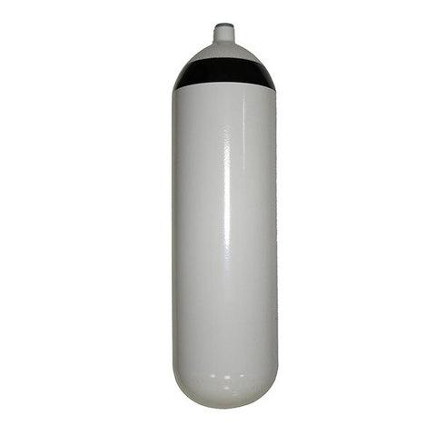 Баллон стальной Eurocylinder Systems 10 л, диам. 171 мм, без вентиля