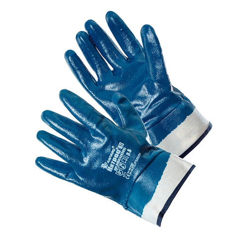 Перчатки Ампаро Нитрос КП(джерси+нитрил)