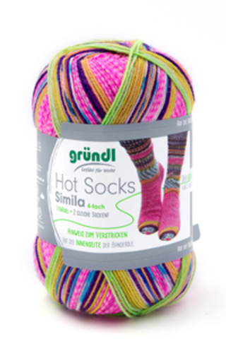 Gruendl Hot Socks Simila 306