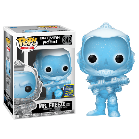 Mr. Freeze SDCC 2020 Funko Pop! || Мистер Фриз (Exc)
