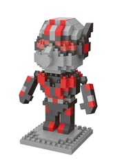Конструктор Wisehawk & LNO Человек-муравей 236 деталей NO. 2546 Ant Man Gift Series