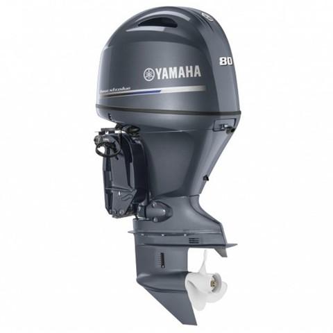 Лодочный мотор Yamaha F80 DETL
