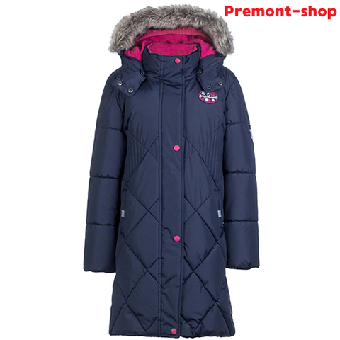 Пальто Premont зимнее Флоранс для девочки WP81402