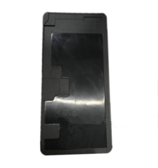 Mould Black Rubber for iPhone XSmax for LCD laminating 模具黑色橡胶用于LCD层压 (免翻排XX)