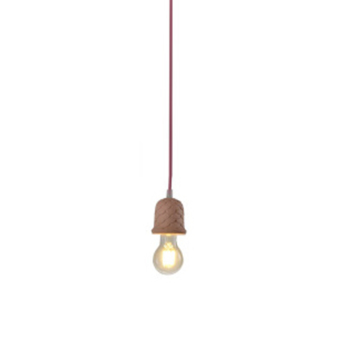 Подвесной светильник копия SHERWOOD & ROBIN by Karman (розовый)