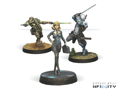 Dire Foes Mission Pack 4: Flee or Die (Hassassin VS Military Order)