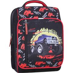 Рюкзак школьный Bagland Школьник 8 л. черный 660 (0012870)
