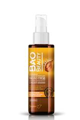 Интенсивно восстанавливающее масло-уход для поврежденных волос  с маслом баобаба серии BAOBEAUTY 120 мл