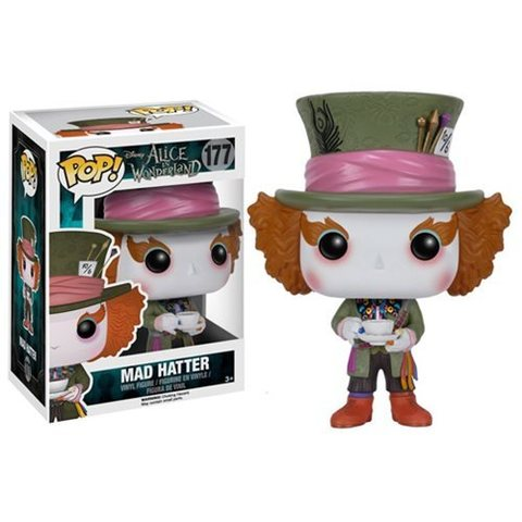 Фигурка Funko POP! Alice in Wonderland: Mad Hatter || Безумный Шляпник