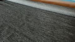 Рогожка Глазго 23Д темно-серый