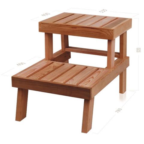 Скамейка для сауна SAWO 524-D