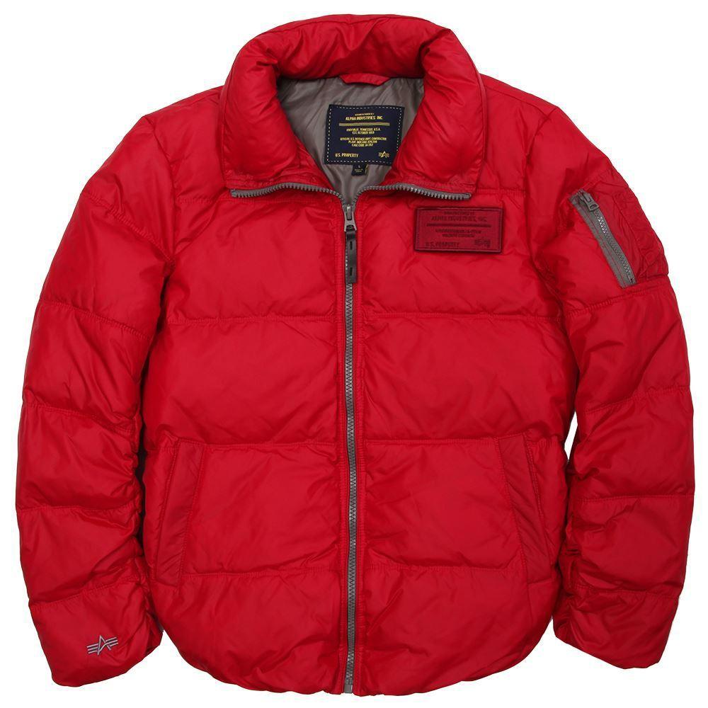 Куртка зимняя - Ice Vapor (красная - c.red)