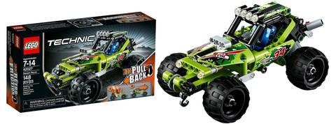 LEGO Technic: Пустынный багги 42027 — Desert Racer — Лего Техник
