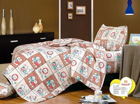Детское постельное белье Сайлид С-48