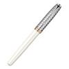 Parker Sonnet - Metal & Pearl CT, ручка-роллер, F, BL