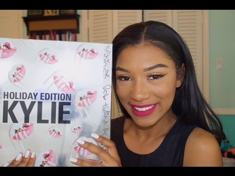 Kylie HOLIDAY BOX | LIMITED EDITION