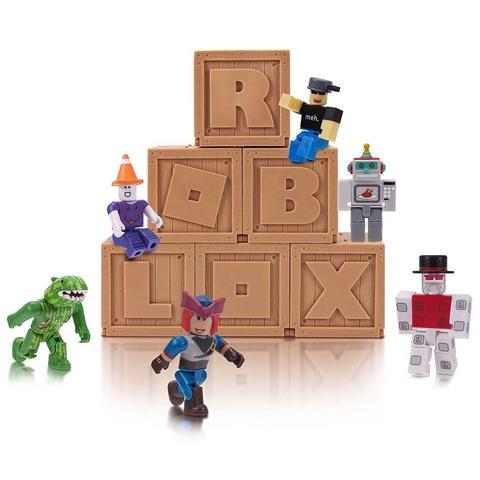Роблокс Тайный набор из 6 штук, серия 2 Ольха