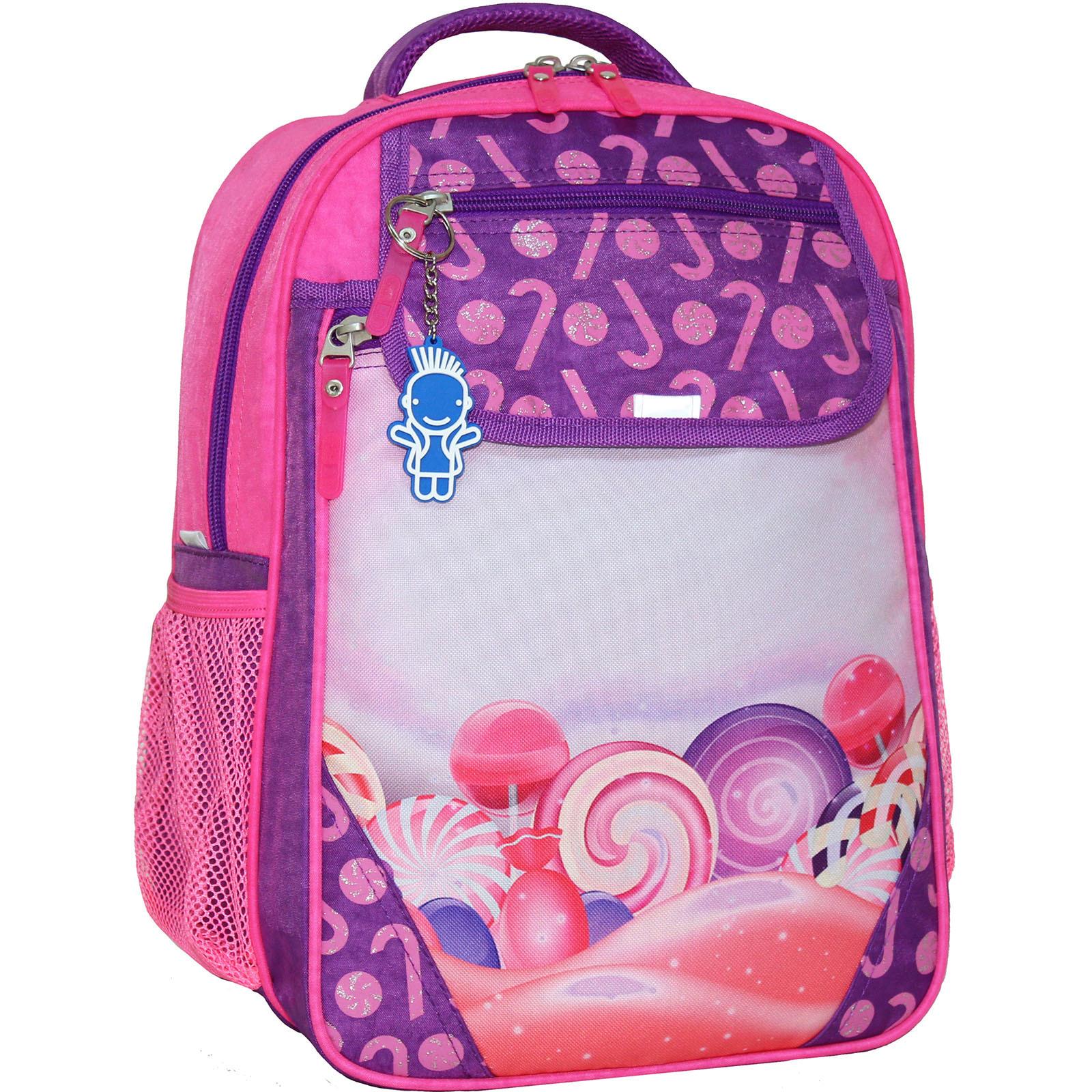 Школьные рюкзаки Рюкзак школьный Bagland Отличник 20 л. 339 фиолетовый 409 (0058070) IMG_5752_409_.JPG